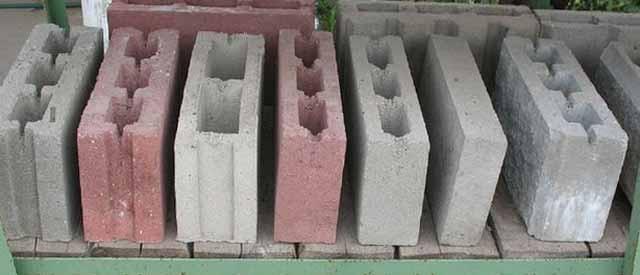 Блоки для гаража