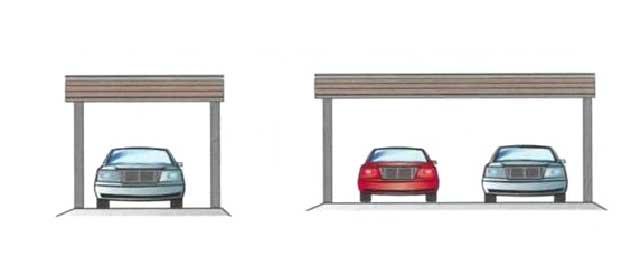 Размер ворот для гаража: на что обратить внимание?