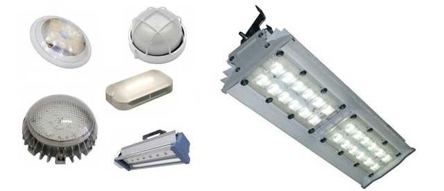 Обустройство светодиодного освещения в гараже упрощает широкий выбор светильников