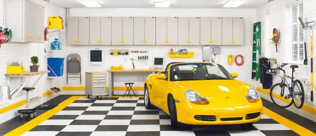 Как оборудовать гараж? Идеи многофункционального пространства
