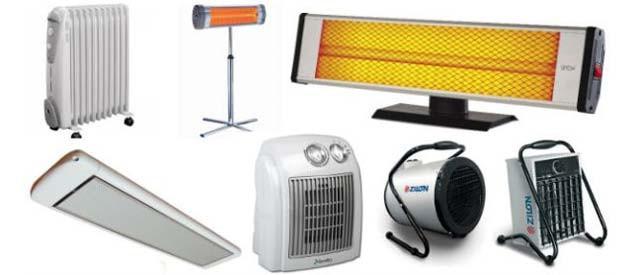 Отопление для гаража электрическое – самый экономный способ