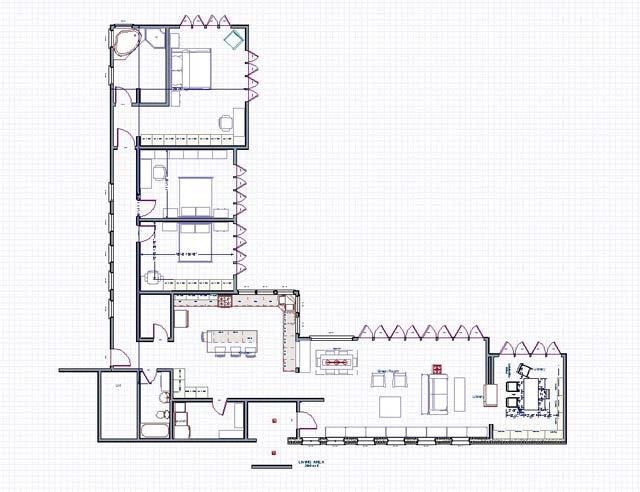 Каркасный дом Usonian