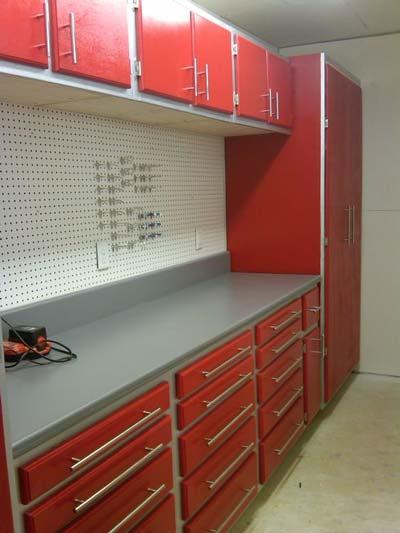 Недостаточно просто построить гараж побольше, нужно организовать систему хранения