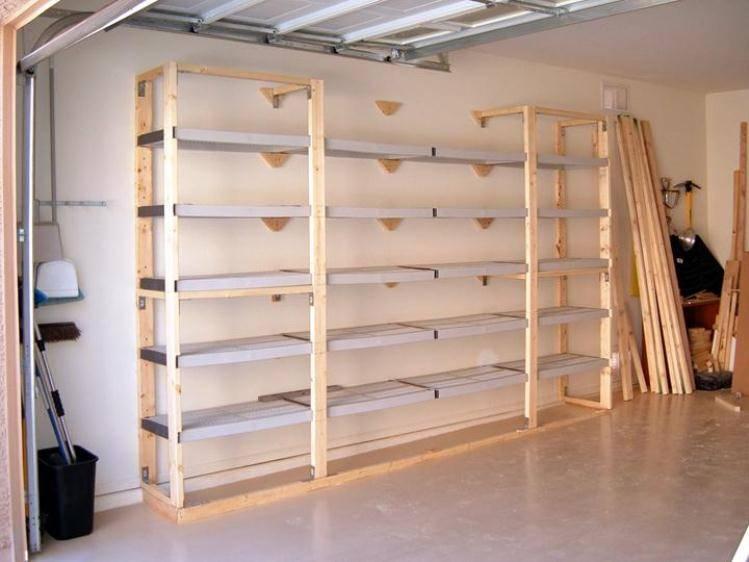 Стеллаж для балкона: как сделать своими руками из дерева 71