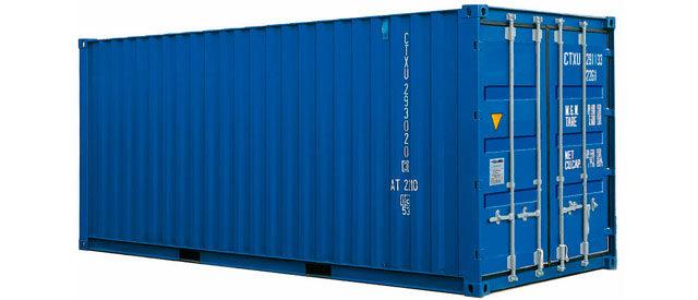 Стоит ли строить гараж из контейнеров