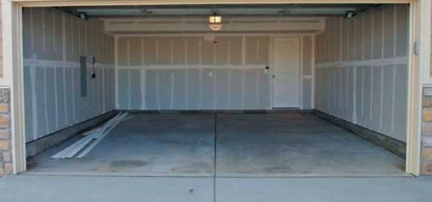 Гипсокартон в гараже