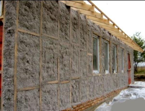 Утепление бетонного гаража
