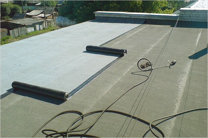 как сделать ремонт крыши