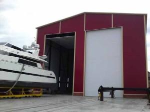 Эллинг — гараж для катера