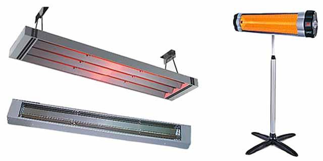 Инфракрасный обогреватель - эффективное отопление гаража и самый экономный способ электрического обогрева