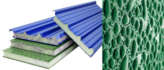 Теплоизоляция сэндвич-панелей и конденсат