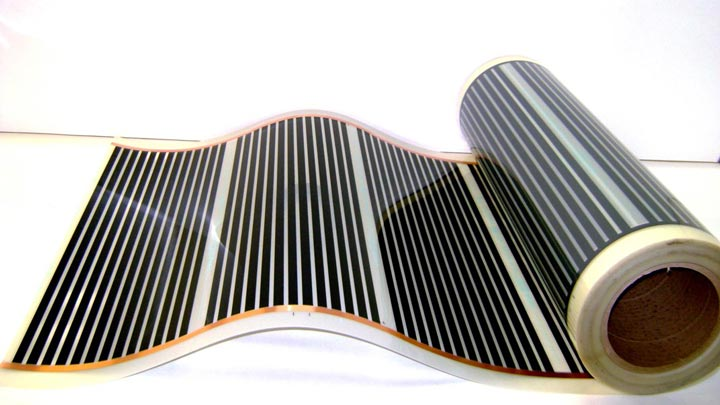 Тепловые маты можно использовать для устройства тёплого пола в гараже