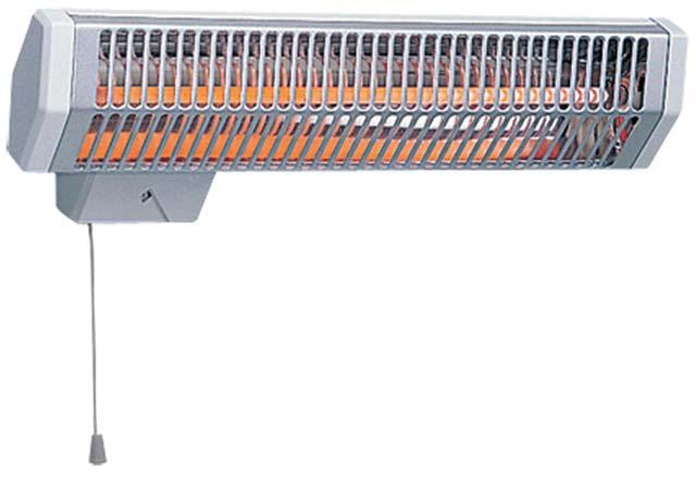 Инфракрасный обогреватель - отличный вариант, как отопить гараж зимой быстро и без особой мороки, если вдруг возникнет необходимость