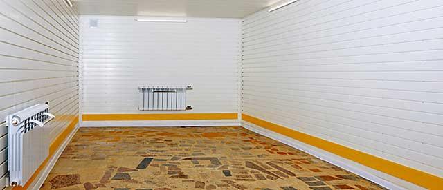 Отделка стен в гараже: достоинства и недостатки разных материалов