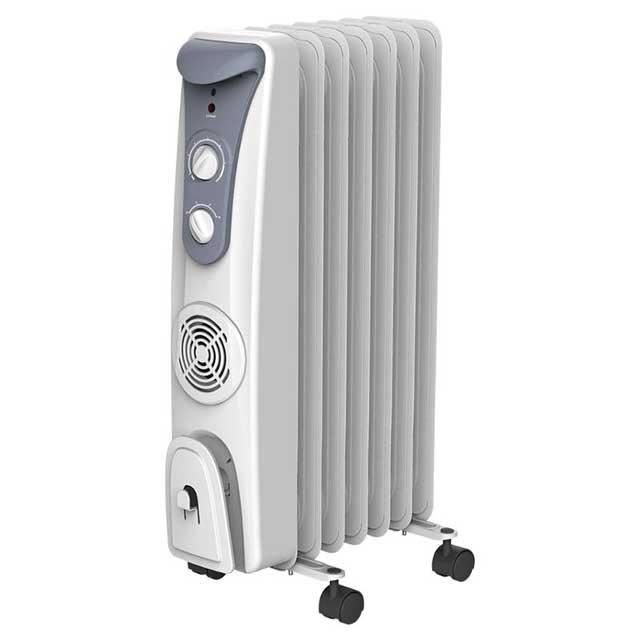 Отопление гаража электричеством - самый экономный способ это точно не масляный обогреватель