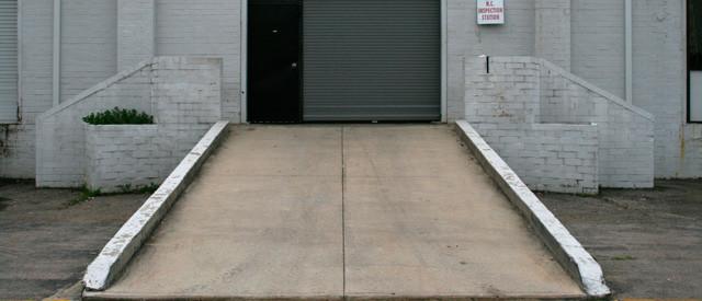 Как сделать въезд в гараж