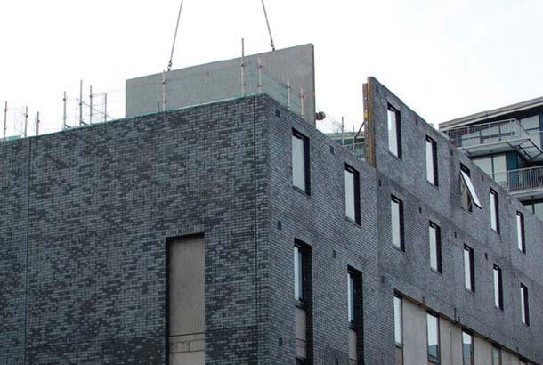 Дом из сэндвич панелей, сэндвич панели - из бетона