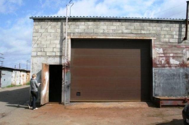 Купить гараж для грузовика гараж в быково купить