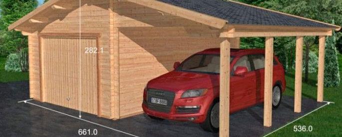 Выбираем гараж для автомобиля