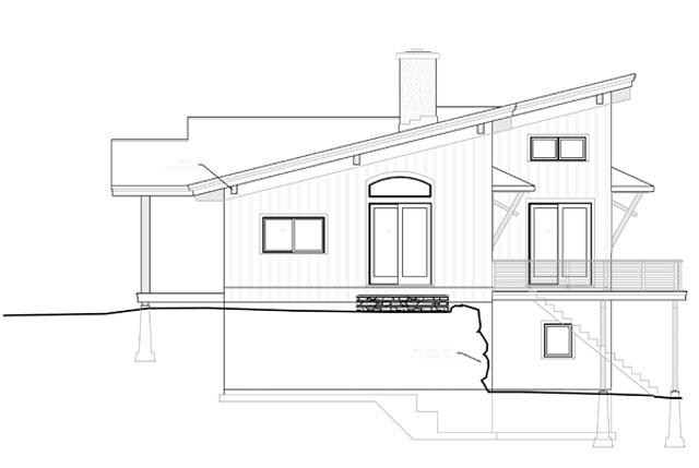 В сети есть очень интересные проекты домов из СИП панелей