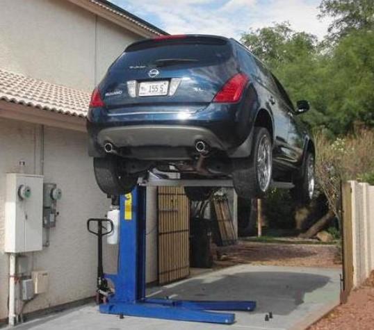 Подъёмник для гаража