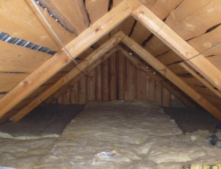 Утепленный бетонный гараж