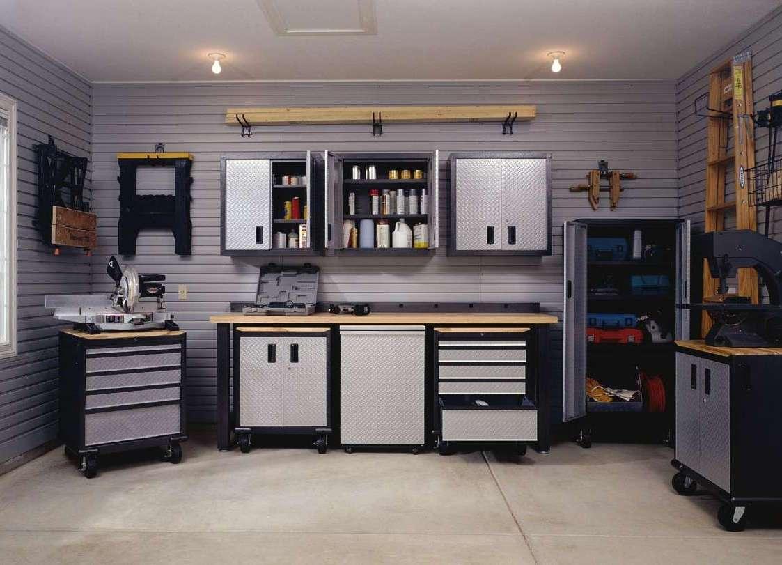 дизайн гаража своими руками
