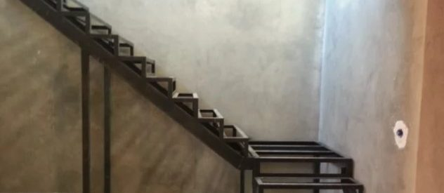 сделать лестницу на второй этаж в гараже