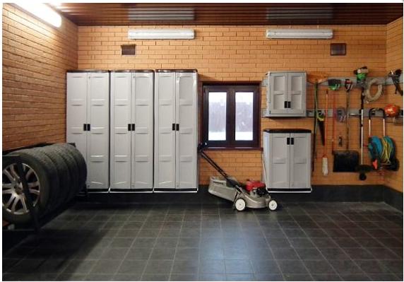 Мебель для гаражей